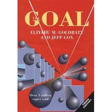 The Goal by Eliyahu M Goldratt and Jeff Cox