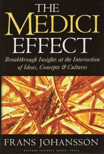 The Medici Effect:What Elephants and Epidemics Can Teach Us About Innovationby Frans Johansson