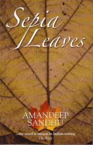 Sepia Leaves by Amandeep Sandhu