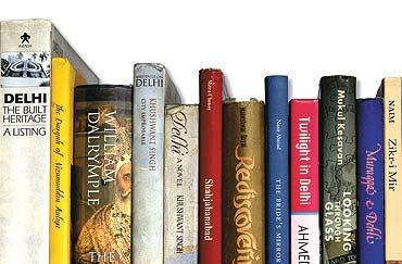 Books on Delhi
