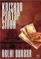 Delhi Durbar by Krishan Partap Singh