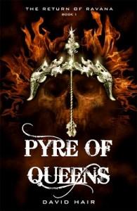 Pyre of Queens (Return of Ravana) by David Hair