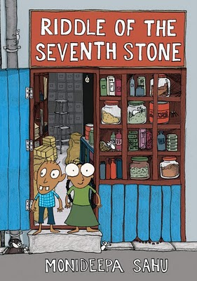 Riddle of the Seventh Stone by Monideepa Sahu