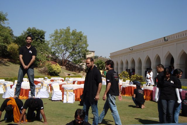 Events at Hyderabad Literary Festival 2012