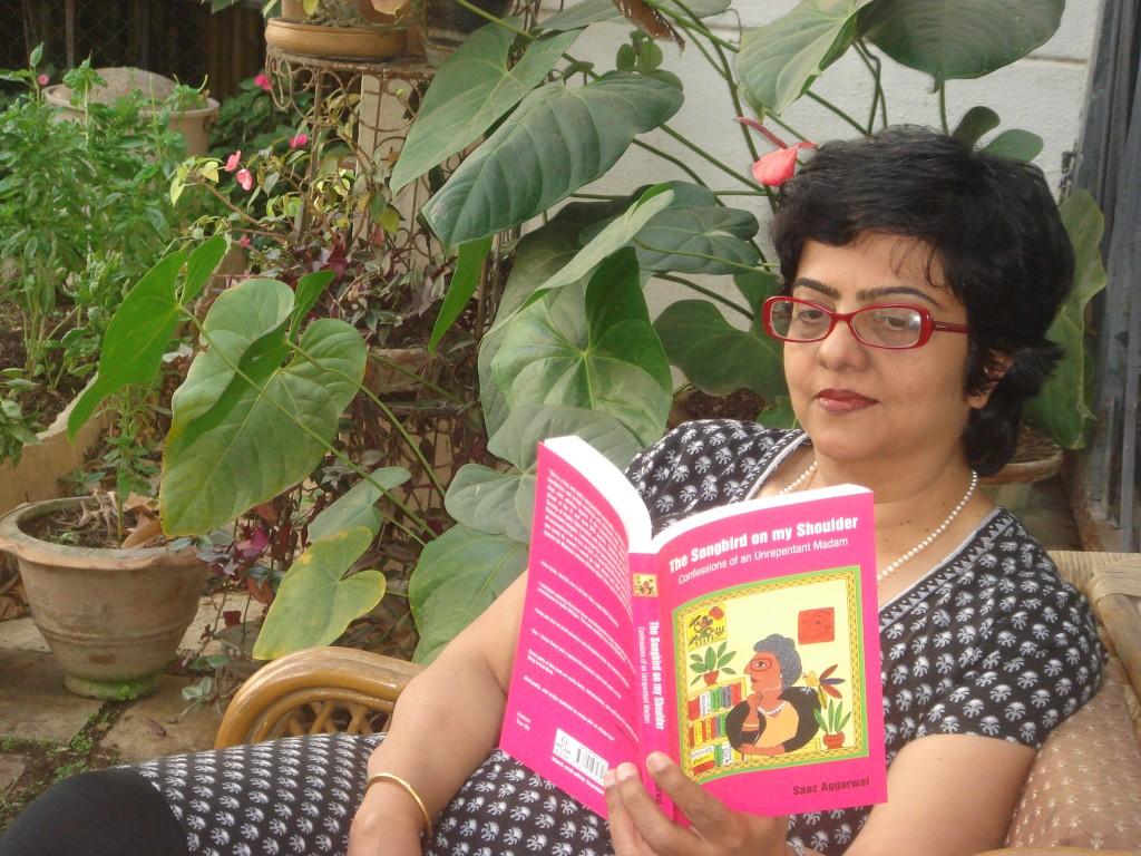 Saaz Aggarwal Interview