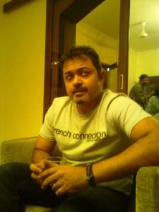 Author Bishwanath Ghosh