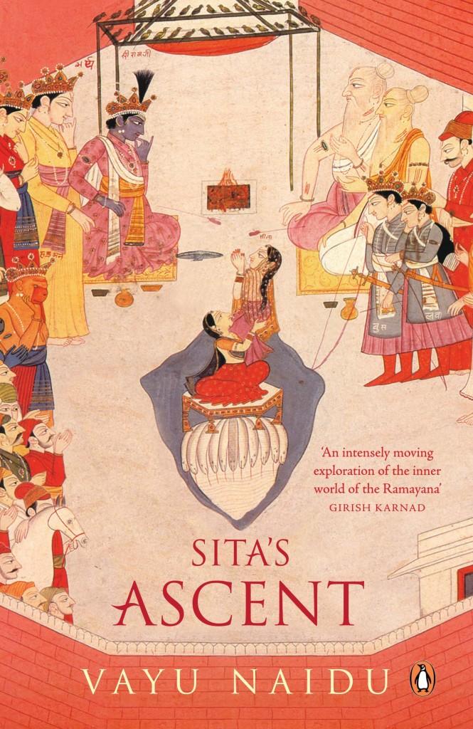 Sita's Ascent by Vayu Naidu