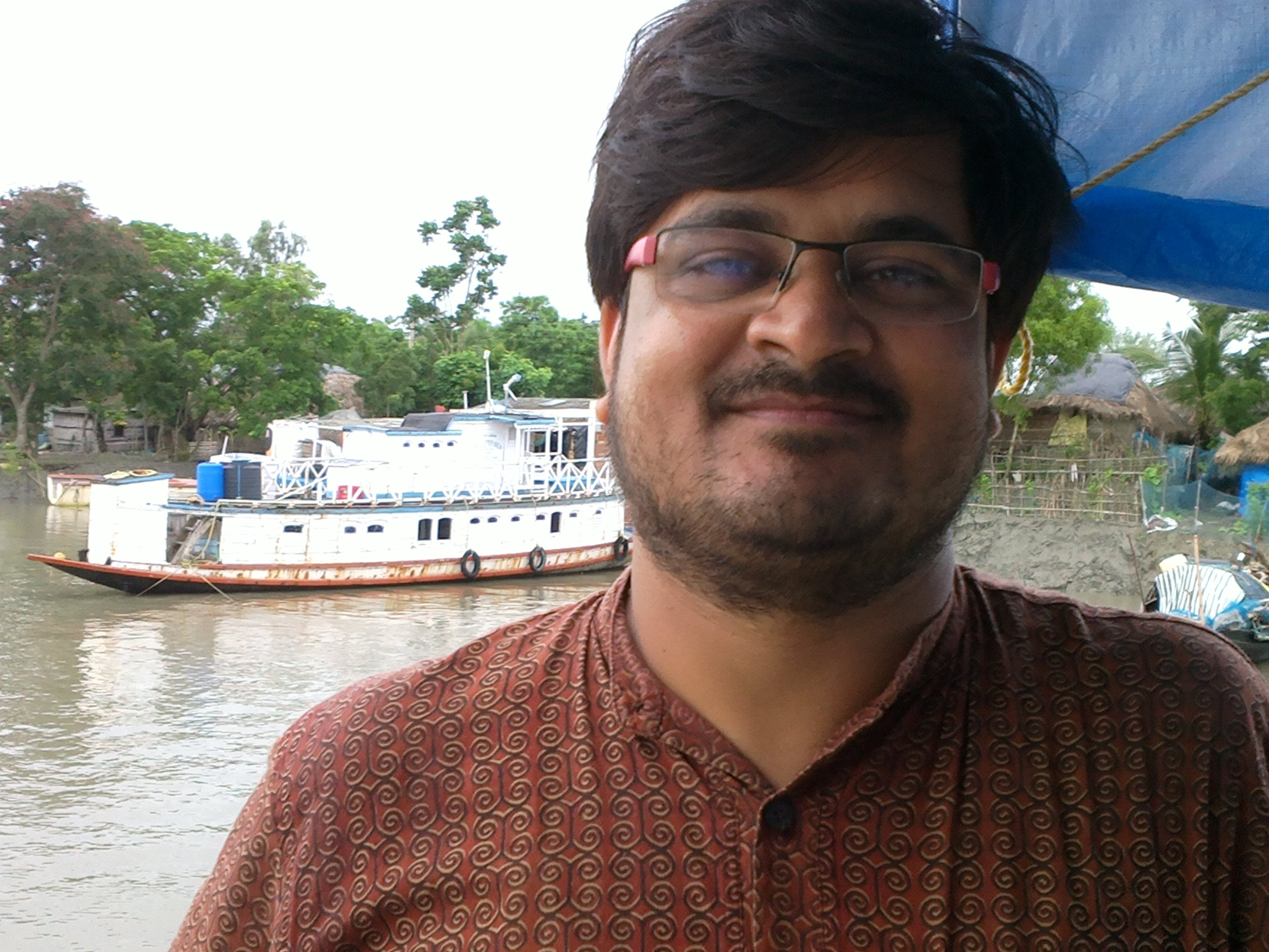 Interview with Abhay Mishra's journey with Ganga