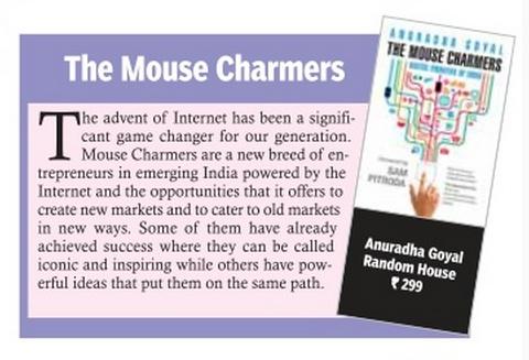 The Mouse Charmers - Anuradha Goyal