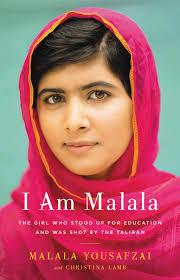 I am Malala by Malala Yousafzai, Christina Lamb