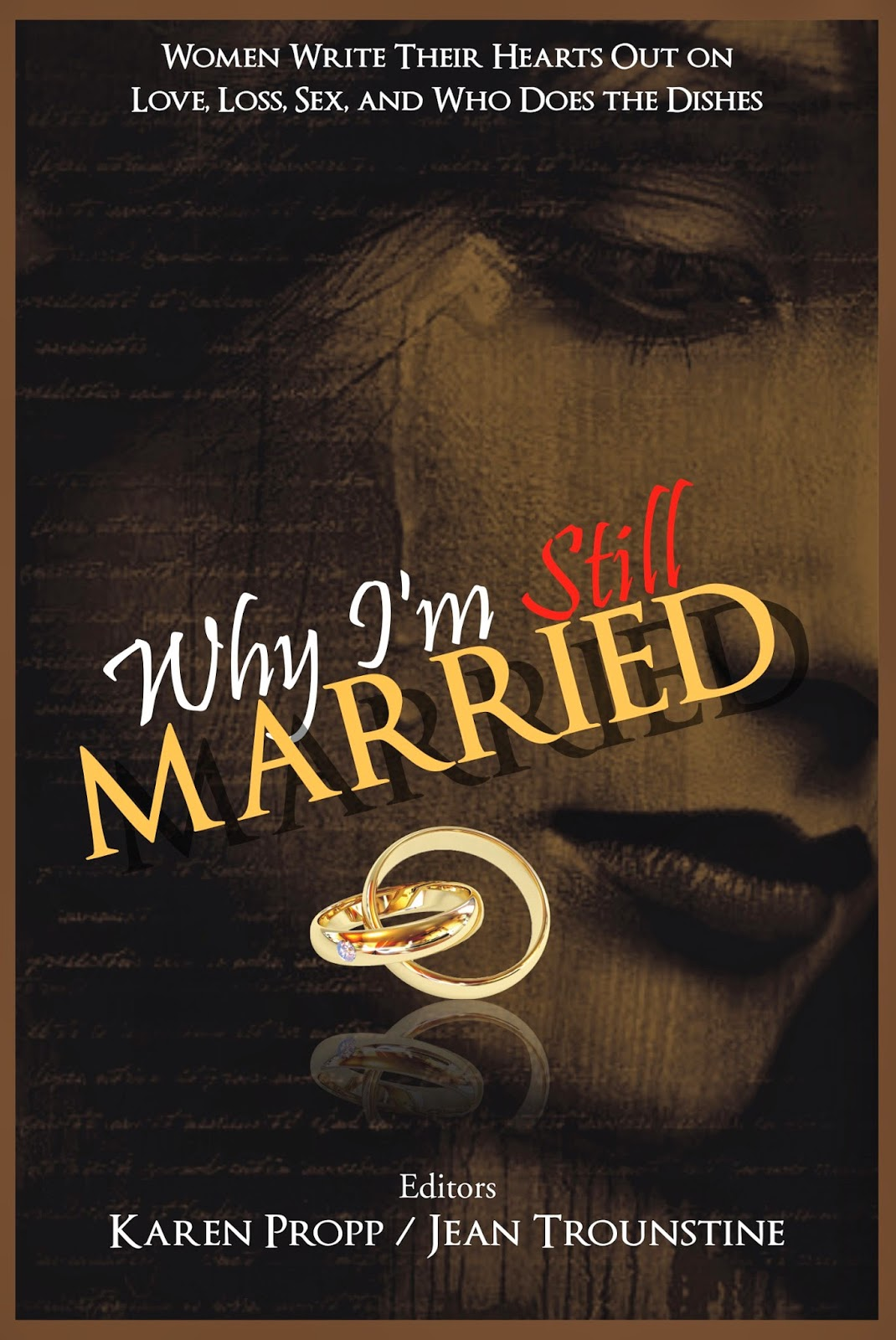 Why I'm Still Married by Karen Propp & Jean Trounstine