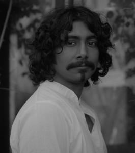 Author of Simian, Vikram Balagopal