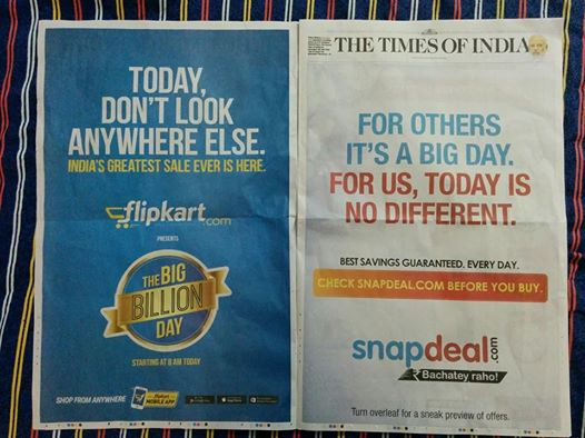 image 003 the toi full pages ads