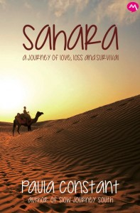 A jouney across Sahara Desert by Paula Constant