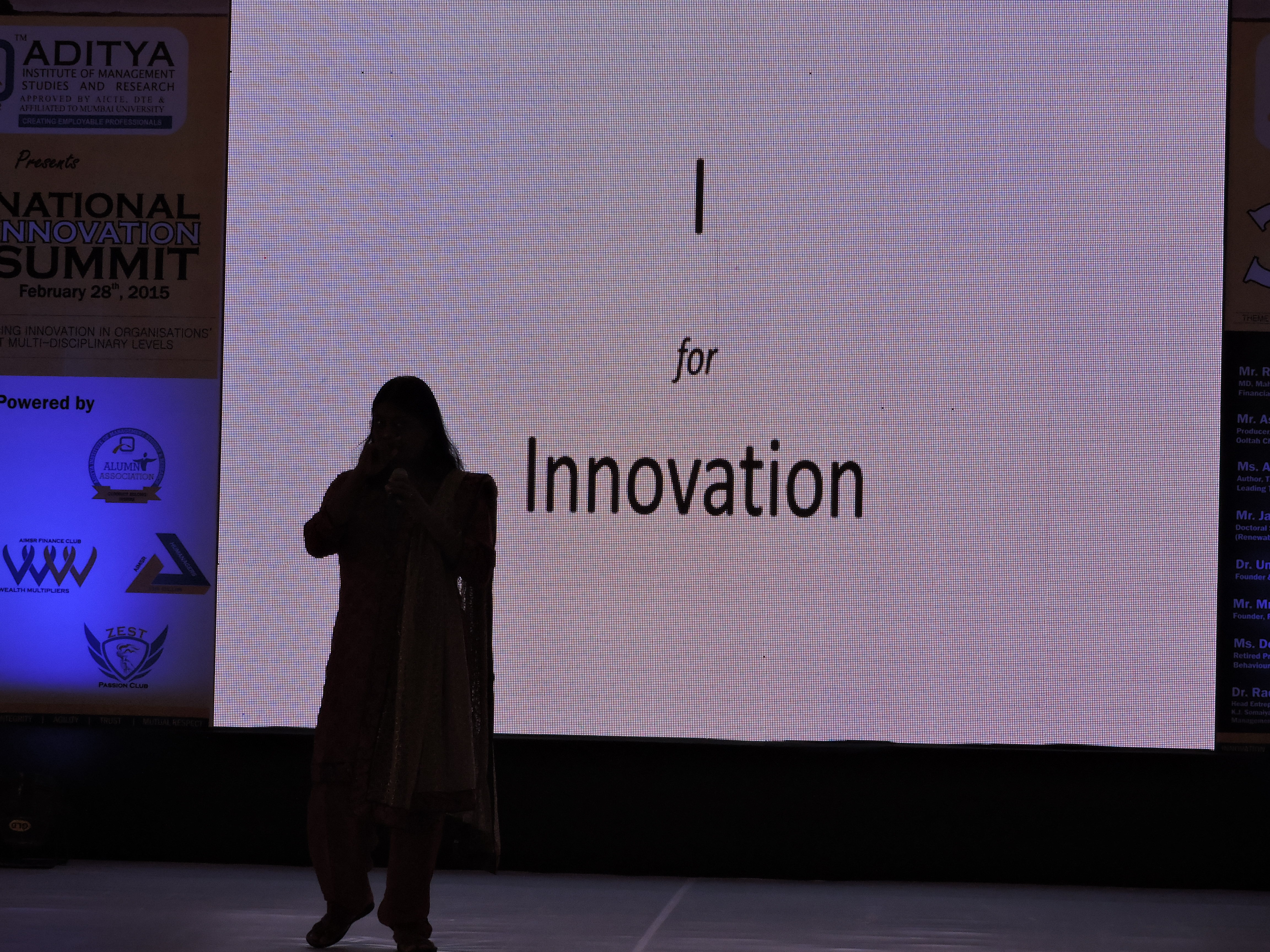 National Innovation Summit 2015