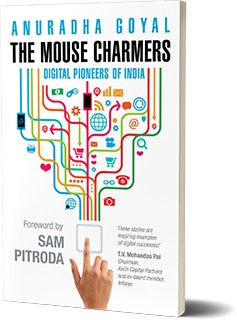 The Mouse Charmer by Anuradha Goyal