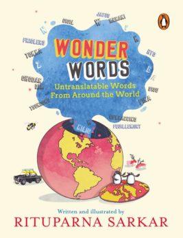 Wonder Words by Rituparna Sarkar