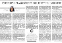 Toys Industry India
