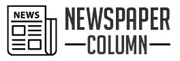 newspaper column