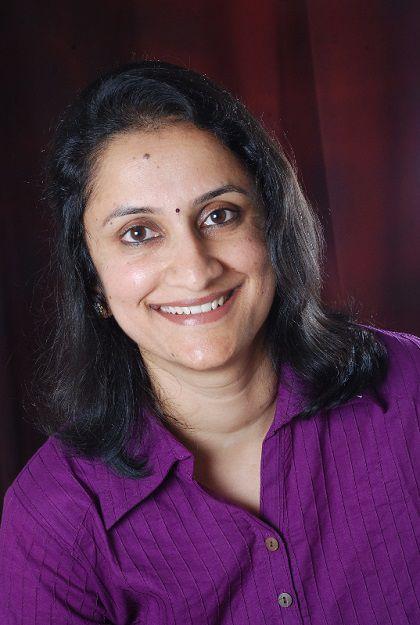 Author Radhika Nathan