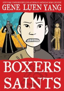 Boxers & Saints byGene Luen Yang