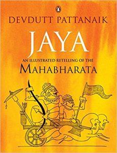 Devdutt Pattanaik Interview on his book Jaya - Illustrated Retelling of Mahabharata