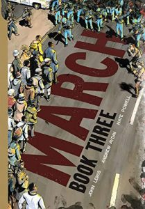 March Book Three - comics for children