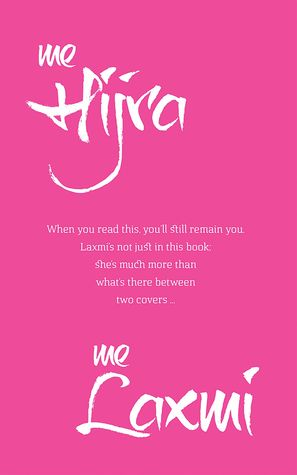 Book review - Me Hijra Me Laxmi