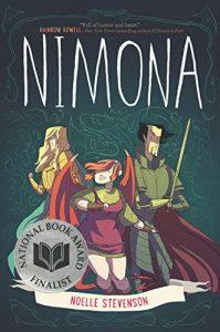 Nimona - Comics for Children