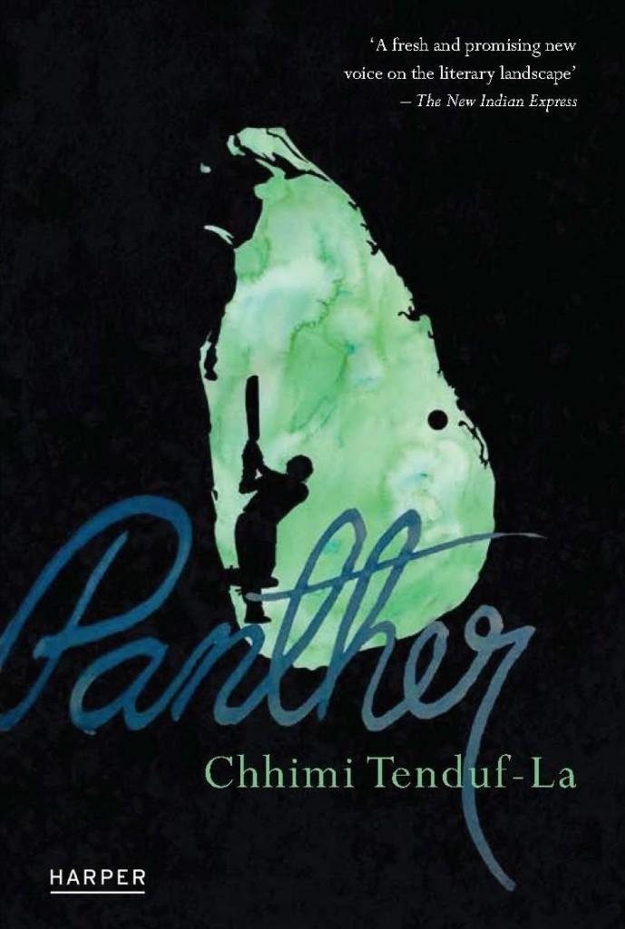 Panther by Chhimi Tenduf-La