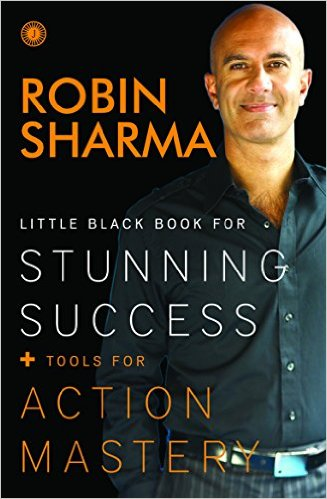 Little Black Book for Stunning Success by Robin Sharma