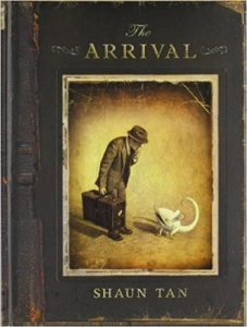 The Arrival by Shaun Tab - Comics for Children