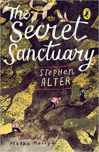 The Secret Sanctuary by Stephen Alter