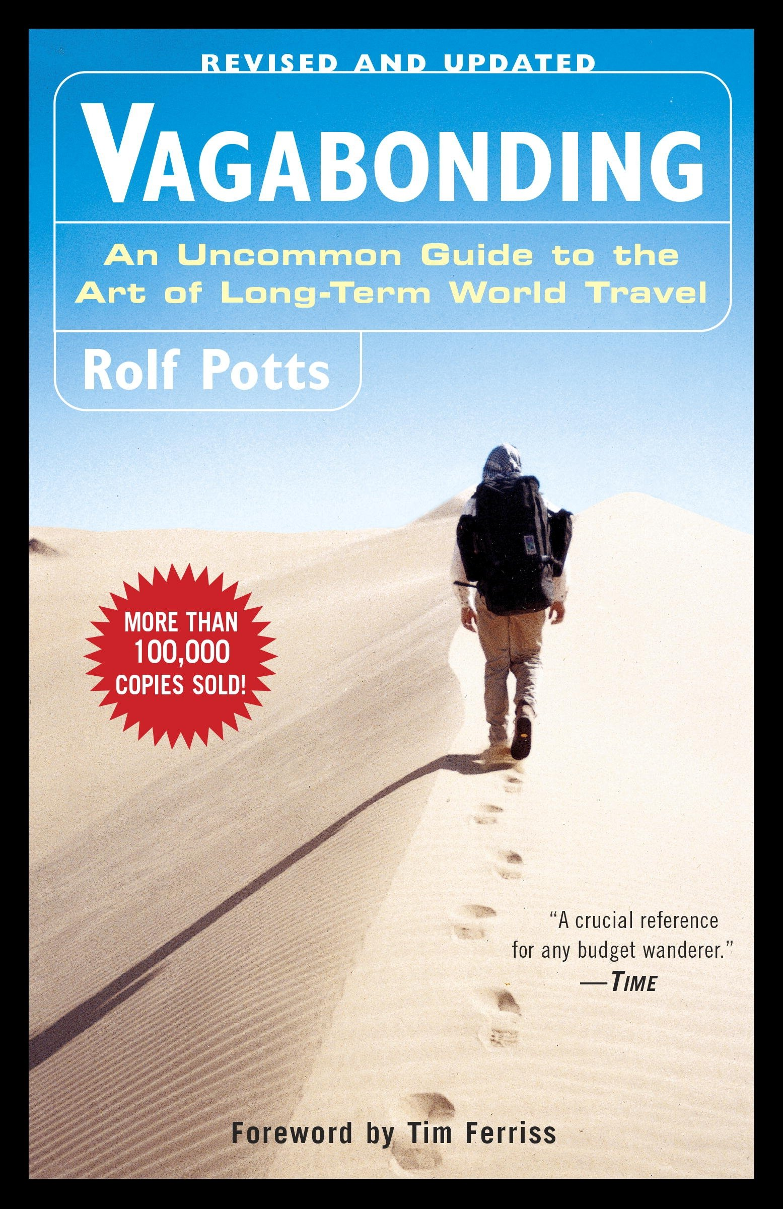Vagabonding – An Uncommon Guide to the Art of Long Term World Travel by Rolf Potts